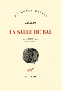 Anna Hope : La Salle de bal